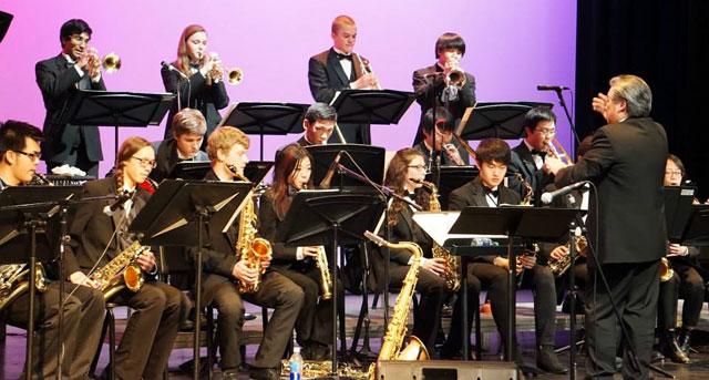 Semiahmoo Grade12 Jazz Band