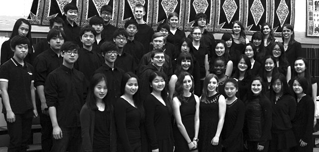 R.E. Mountain Senior Chamber Choir