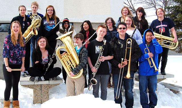 Westdale School Grade 9 Concert Band