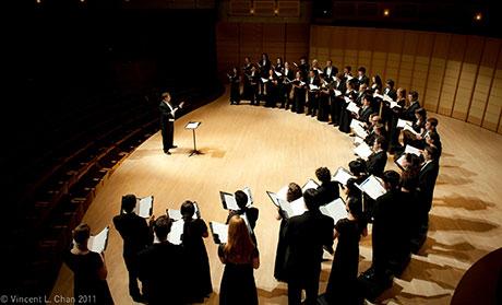 UBC University Singers