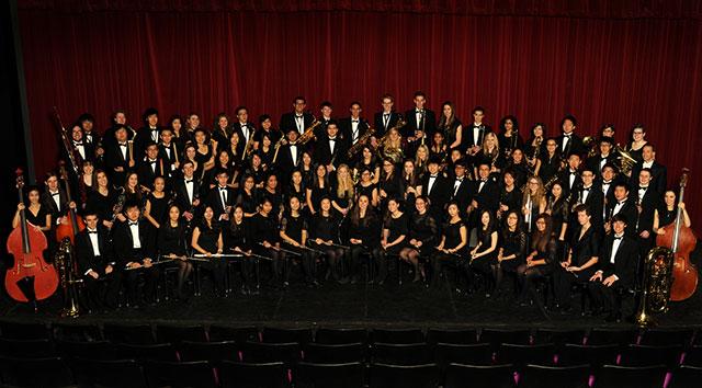 Western Canada High School Gr. 12 Wind Ensemble