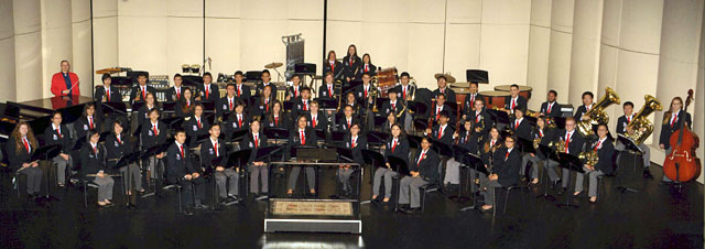Sir Winston Churchill High School Symphonic Band | Calgary, AB