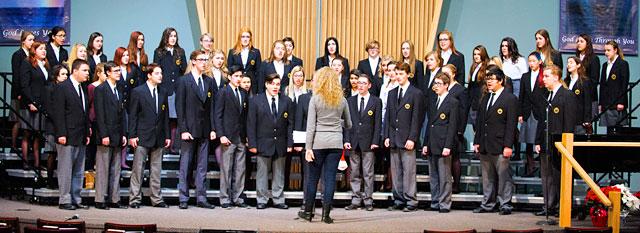 Central Memorial Concert Choir