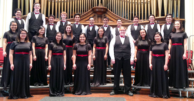 Daniel McIntyre Collegiate Institute Chamber Choir