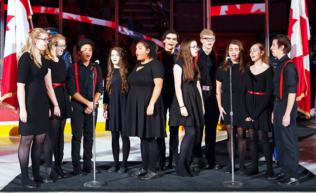 Lord Beaverbrook HS Hard Choral Vocal Jazz