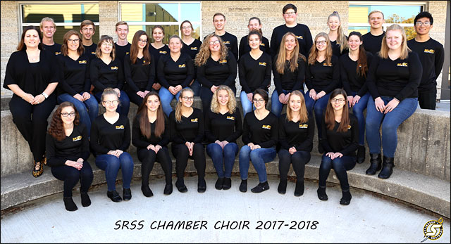 Steinbach Regional Seconday School Chamber Choir