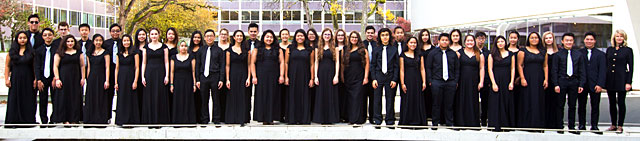 Burnaby Central Chamber A Choir