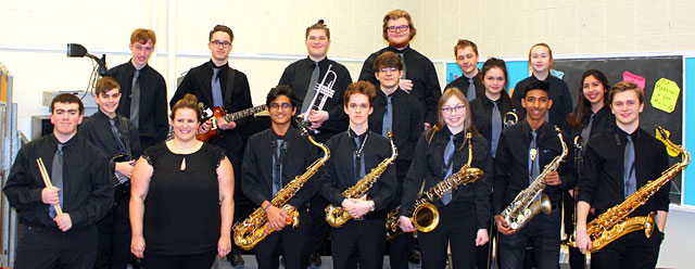 Durham Senior Jazz Band