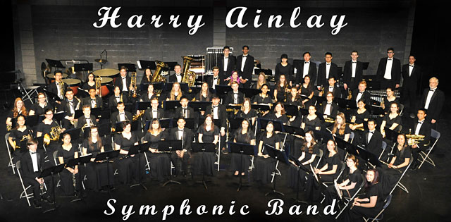 Harry Ainlay Symphonic Band