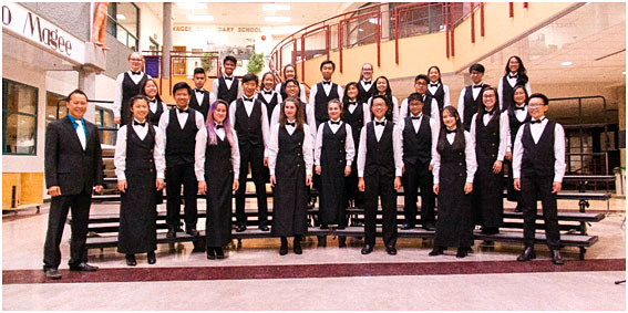 Magee Chamber Choir