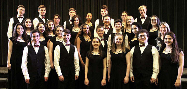 e O'Neill Chamber Choir