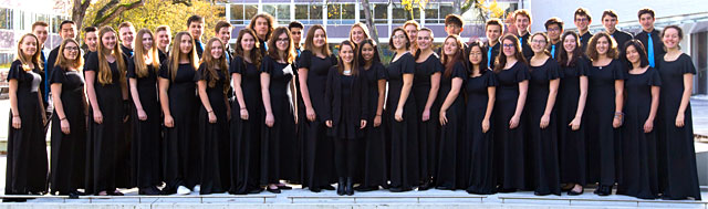 Seycove Senior Chamber Choir
