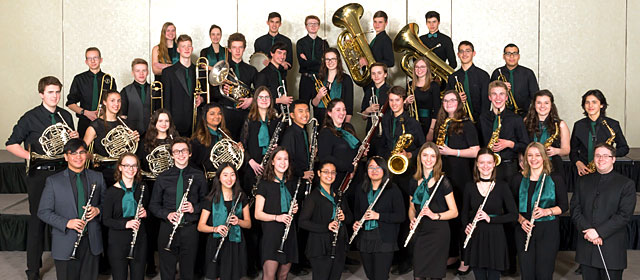 Vincent Massey Collegiate Wind Ensemble