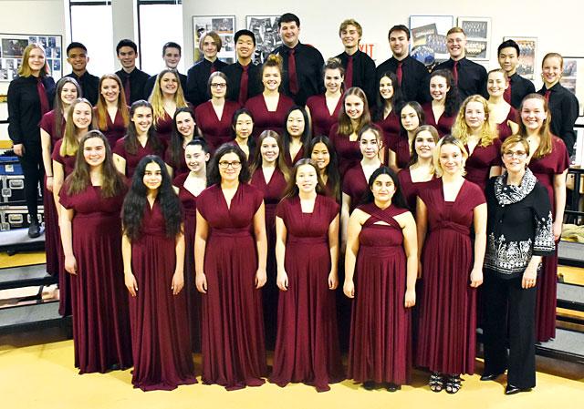 Argyle Concert Choir and Chamber Choir