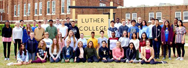 Luther College Senior Choir