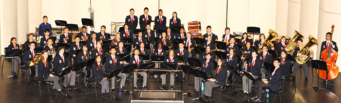 Sir Winston Churchill High School Symphonic Band