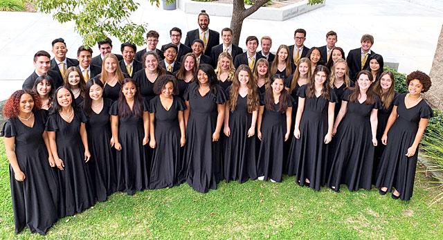 Vista Murrieta High School Chamber Choir