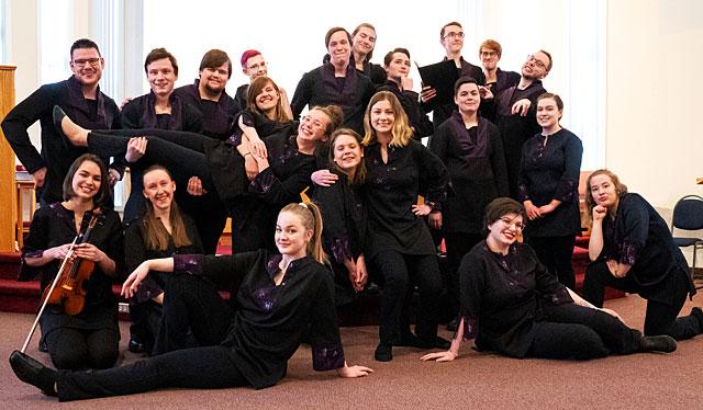 ihana youth choir