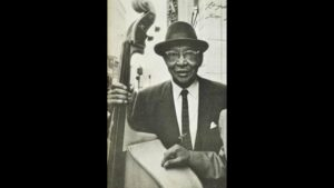 The history of the bass in jazz (part 1) with Mark DeJong
