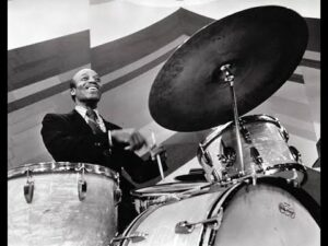 The history of the drums in jazz (part 2) with Mark DeJong